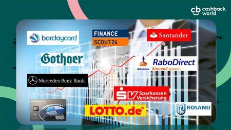Erfolgreiche Cashback Partner